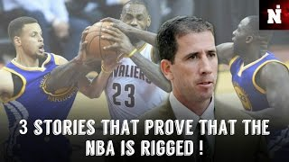 3 Stories That Prove The NBA IS RIGGED !