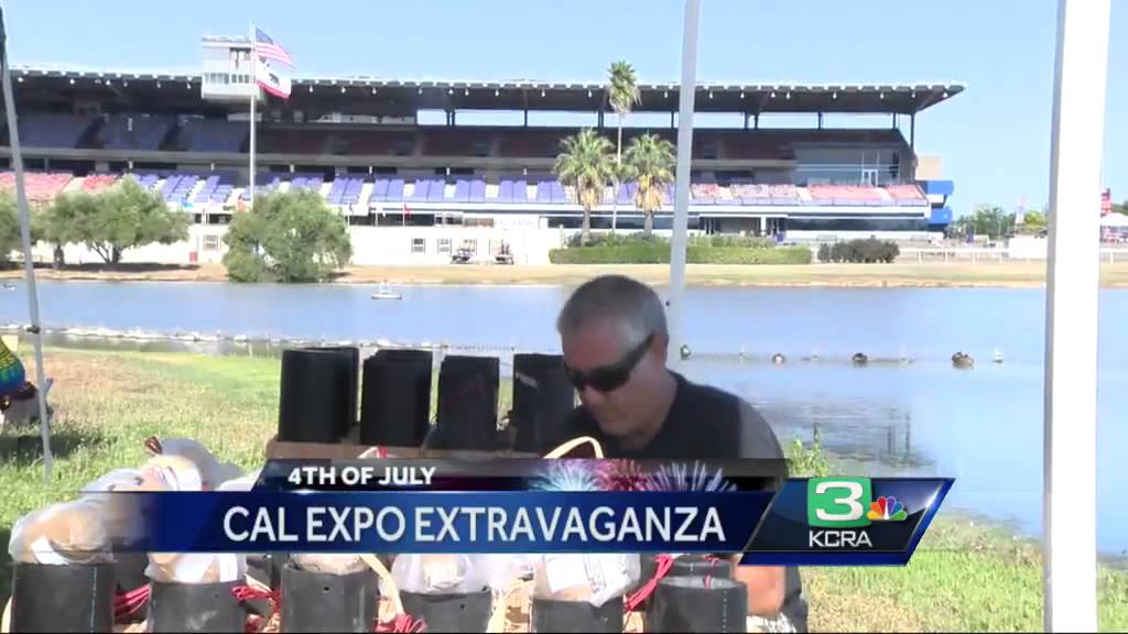 Preps underway for Cal Expo firework show