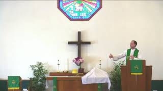 Sermon - Gethsemane Lutheran Church - 02-16-2020 - Love, Not Lust - by Pastor Dan Frey