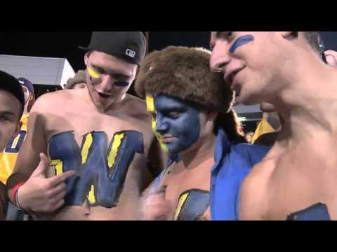 Inside Tailgating - Inside Milan Puskar Stadium - Morgantown, WV