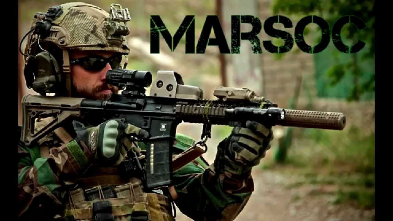 Always Faithful Always Forward Marsoc | Always Faithful