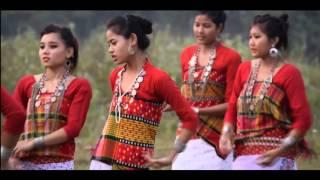 KOKBOROK NEW DANCE - Tongthok- Christ Mass