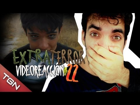 Extra Terror Video reacción 22# INSANE BOY