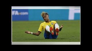 WM 2018: Neymar gibt nach Spiel gegen die Schweiz Entwarnung
