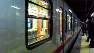 MA200 in arrivo a Battistini direzione Anagnina
