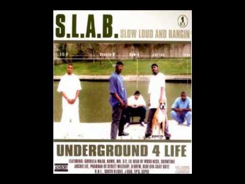 Slab - Movin Slow
