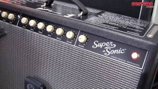 Fender Super Sonic 60 Combo Black