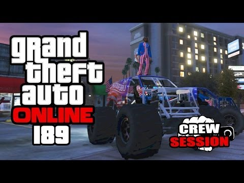 GTA ONLINE #189 - Halfpipe VS Monstertruck [HD+] | Let's Play GTA Online