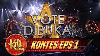 Download Lagu AJIB!! 15 Juri Vote Lock Buat KDI 2018 Makin MANTAB!v- Kontes KDI Eps 1 (6/8) Gratis STAFABAND