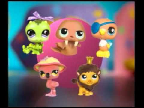 Littlest Pet Shop – New Video! Playset! (Cz)