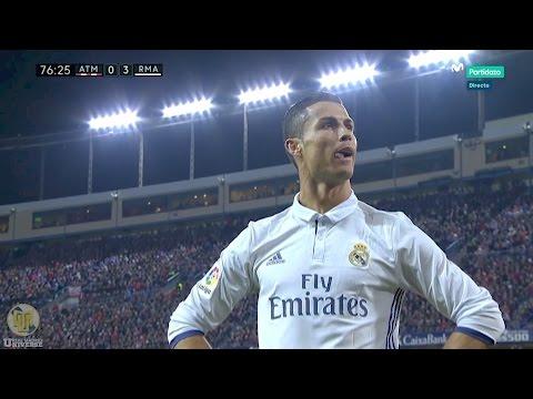 Atlético Madrid 0-3 Real Madrid 720p HD 19/11/16 by RealMadrid.Universe thumbnail