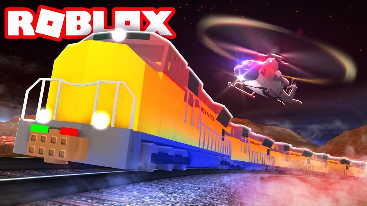 ROBLOX JAILBREAK TRAIN UPDATE!!