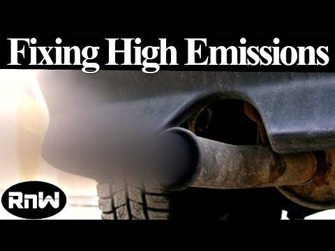 Diagnosing a Failed Emissions Test - High HC, CO and NOx Causes and Repairs