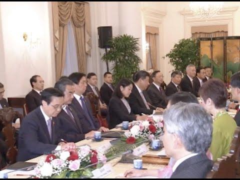 China, Singapore Agree to Lift Ties, Upgrade FTA