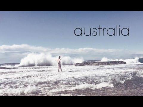 vlog : SYDNEY , один день на пляже , опоссумы , кусочки жизни