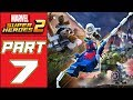 LEGO Marvel Super Heroes 2 - Let's Play - Part 7 -