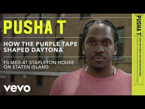 Pusha T - Pusha T - How The Purple Tape Shaped Daytona   Interview