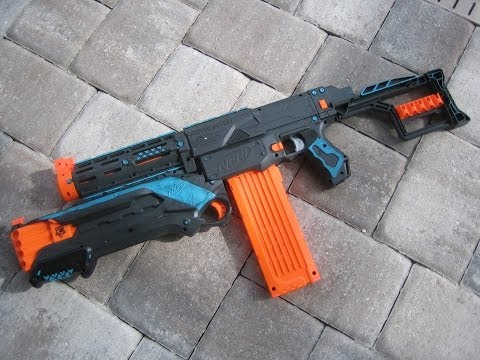 [MOD] Nerf Retaliator Modification - Roughcut Integration