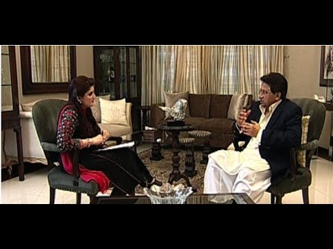 Pakistan ki bharat policy - General pervez Musharraf - News Beat, 12 Feb 2016