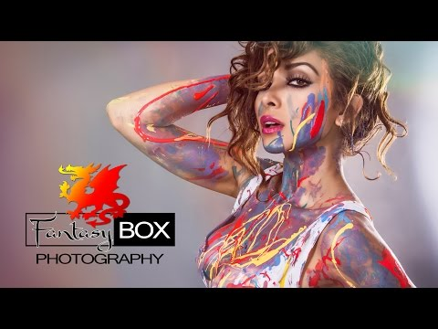 Angie Guevara by Fantasy Box Photo