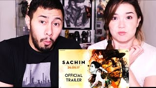 SACHIN A BILLION DREAMS | Trailer Reaction & Discussion!