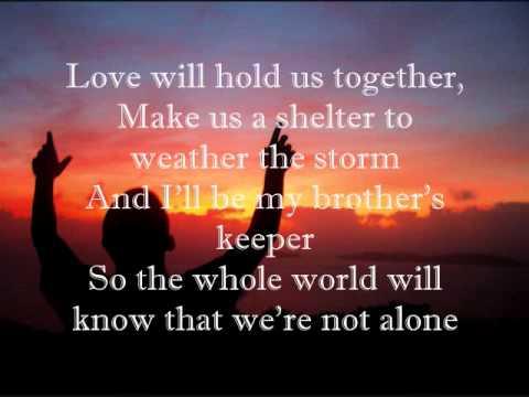 Hold Us Together (Matt Maher)