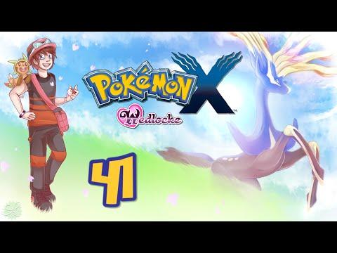 Let's Play Pokémon X [wedlocke   German] - #41 - Chaos Stiften video
