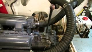 PT Boat Engine Room Walk-through Tour of Higgins PT658 in Portland OR