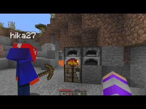 Sarah Jessica Parker | Minecraft Survival Ep 1