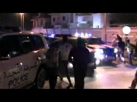 Sectarian clashes in Bahrain