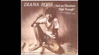 Ain 39 T No Mountain High Enough Diana Ross Album Version 1080p