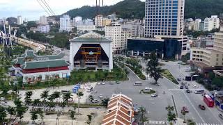 From Sky to Sun World Ha Long Park 4K - Phi long thần tốc