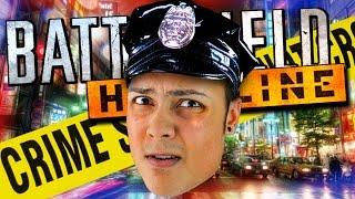 COPS VS ROBBERS (Battlefield Hardline Funny Moments)