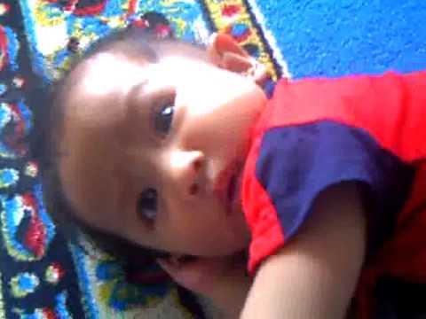 Indira in a Red