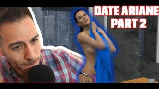 ARIANE ΕΙΣΑΙ ΕΥΚΟΛΗ | Date Ariane (Dating Simulator) Part 2