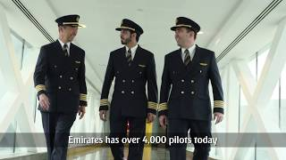 A tribute to our pilots   Emirates Airline