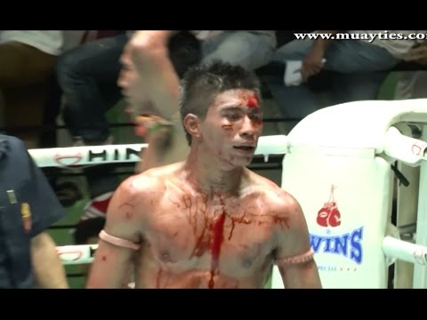 Muay Thai Fight – Yodthongthai vs Saen- New Lumpini Stadium, Bangkok, 30th September 2014