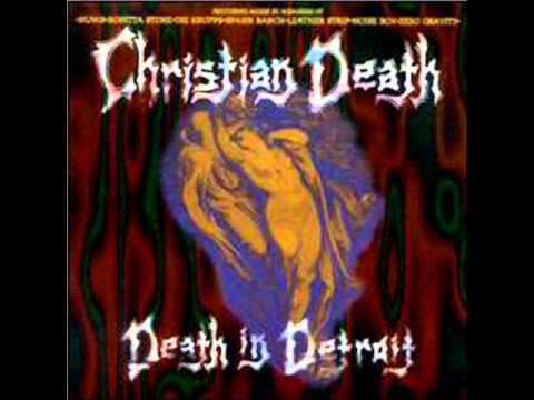 Christian Death - Venus In Furs