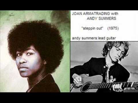 ANDY SUMMERS&JOAN ARMATRADING - steppin out (1975)