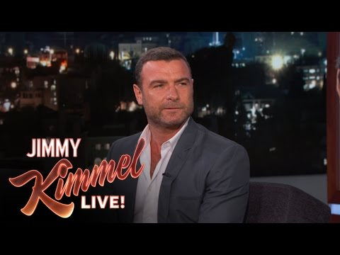 Liev Schreiber is a Fan of Fighting