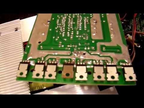Inverter Repair Whistler Pro-1600W Part 2 - Reassembly + Test