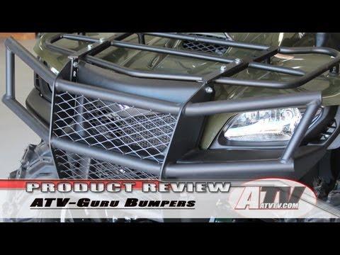 Bumpers Warn Vs Moose Vs Atv Guru Vs Bison Honda Atv Forum