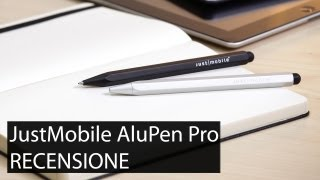 Just Mobile AluPen Pro - Recensione | StileApple