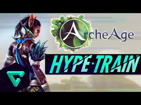 Hype Train : Archeage - Should You Play It? video