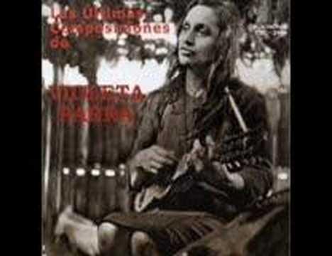 Violeta Parra - Maldigo Del Alto Cielo
