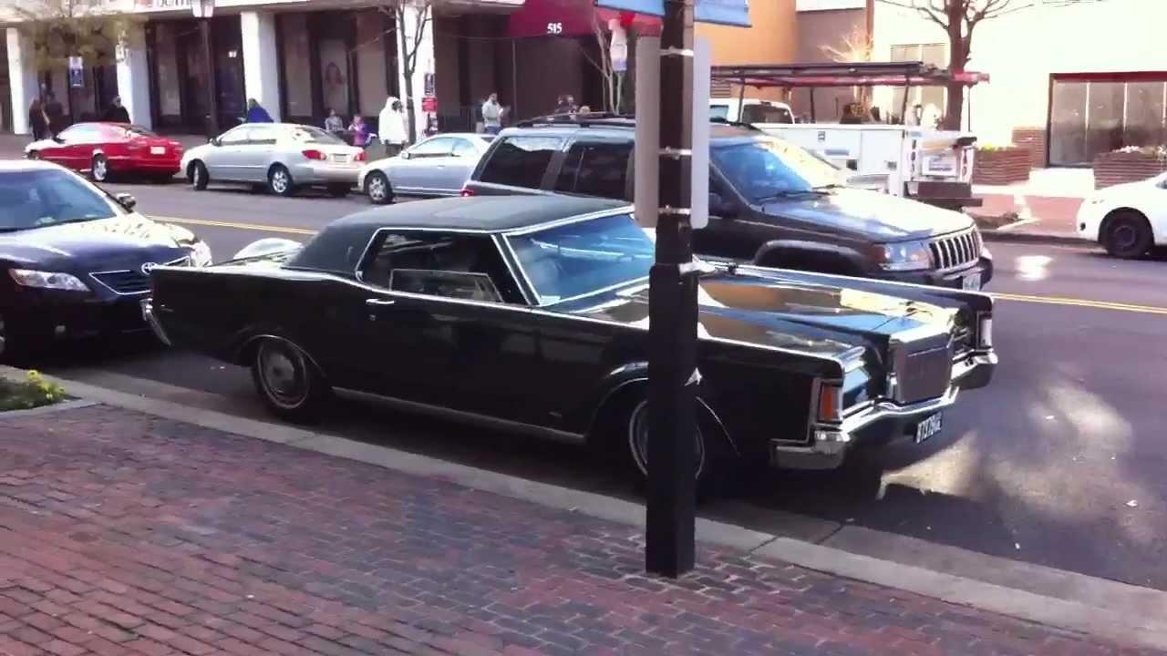 1971 Lincoln Mark Iii Youtube