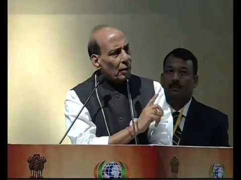 Shri Rajnath Singh speech at Pravasi Bhartiya Divas in Gandhinager Gujarat: 09.01.2015