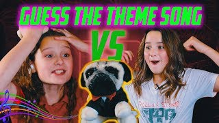 Guess the Theme Song ft. Doug the Pug | Annie LeBlanc & Hayley LeBlanc