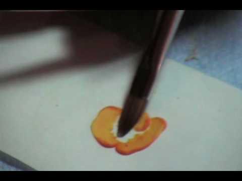 Como hacer una flor de 3D para decorar uñas de acrilico...2da parte