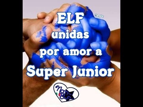 Super Junior-m swing Latin America Elf Project For Sj video